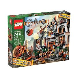 LEGO Castle (Dwarves' Mine) Special Edition Set (#7036)