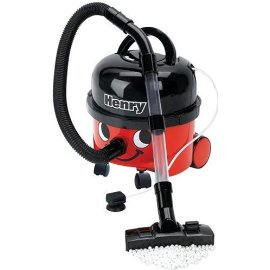 Little Mr. Henry Toy Vacuum Cleaner Canister