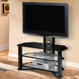 Madrid TV Stand with Integrated Mount