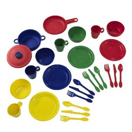 Primary ColorsCookware 27-pc. Set