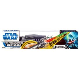 Star Wars Force Action Lightsaber (The Force Unleashed)