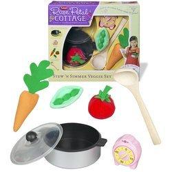 Stew & Simmer Veggie Set for Rose Petal Cottage