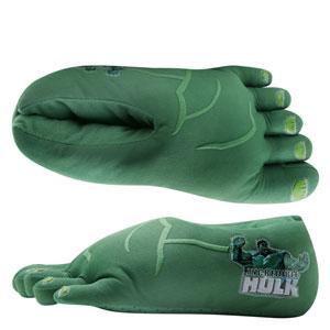 The Incredible Hulk Shoes