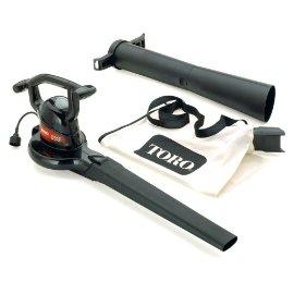 Toro Rake & Vac 10.5 Amp 2-Speed Electric Blower/Vacuum #51574