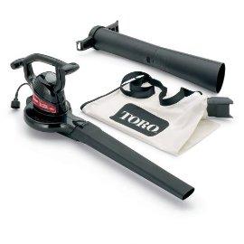 Toro Super Leaf Blower Vacuum #51592