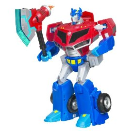 Transformers Roll Out Command Optimus Prime