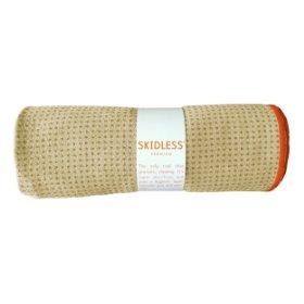 Yogitoes Skidless Premium Yoga Towel/Mat (Sand)