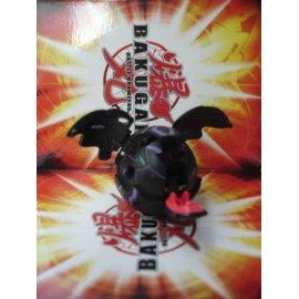 Bakugan Battle Brawlers Series 2 LOOSE Black TUSKOR 600G