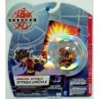 Bakugan Battle Brawlers Special Attack Heavy Metal Delta Dragonoid II - Brown & Red