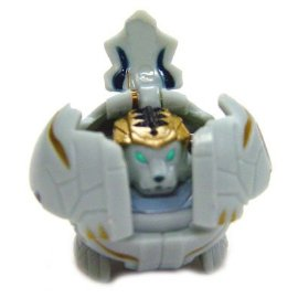 Bakugan Battle Brawlers Game Single LOOSE Figure Luminoz Tigrera [Grey]