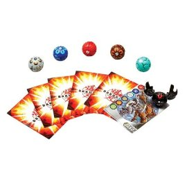 Bakugan Booster Pack, Full Master Carton of 16 Marble/Action Figures
