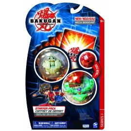 Bakugan Starter Pack (styles and colors vary)