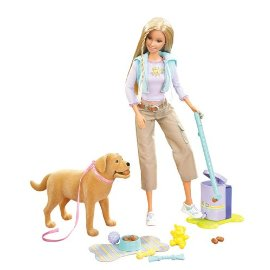 Barbie & Tanner Playset