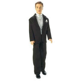 Barbie Wedding Day Groom