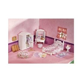 Calio Critters Girl Lavender Bedroom