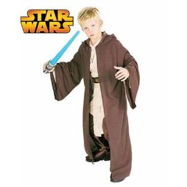 Child Deluxe Jedi Knight Costume - Small