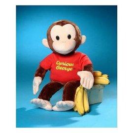 Classic Curious George Plush - 16