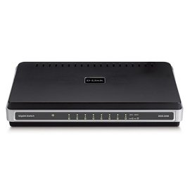 D-Link DGS-2208  Switch (8-Port 10/100/1000)