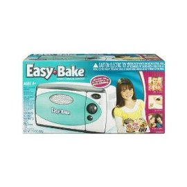 Easy Bake Oven & Snack Center by Hasbro with 3 Mixes