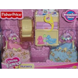 Fisher-Price Loving Family Nursery
