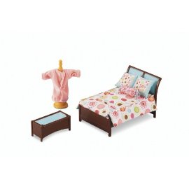 Fisher-Price Loving Family Grand Dollhouse Deluxe Parent's Room