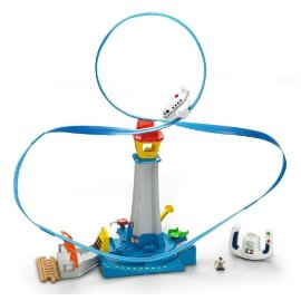 Fisher-Price GeoTrax GeoAir High-Flyin' Airport