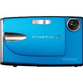 Fujifilm Finepix Z20fd 10MP Digital Camera with 3x Optical Zoom (Ice Blue)