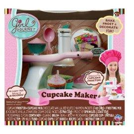 Girl Gourmet Cupcake Maker by Jakks Pacific