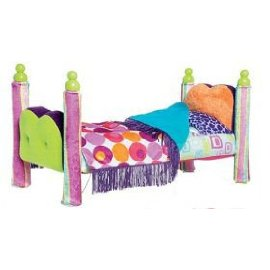Groovy Girls Bombastic Bunk Bed-One Individual Bed