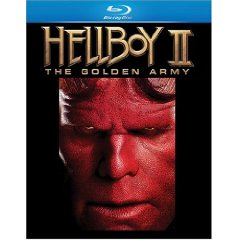 Hellboy II: The Golden Army [Blu-ray]