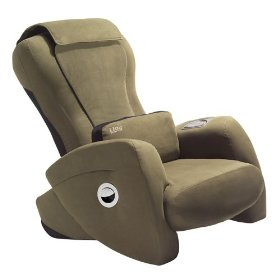 Human Touch IJoy 130 Robotic Massage Chair Bone Microsuede GoSale Price C