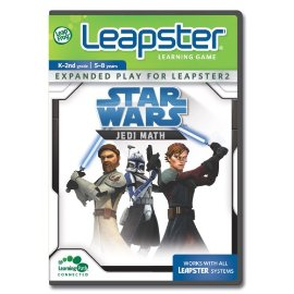 LeapFrog® Leapster® Learning Game: Star Wars - Jedi Math
