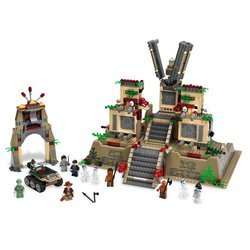 LEGO Indiana Jones Temple of the Crystal Skull (7627)