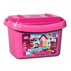 LEGO® Pink Brick Box