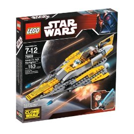 LEGO Star Wars Anakin's Fighter