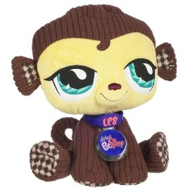 Littlest Pet Shop VIP Monkey