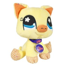 Littlest Pet Shop VIP Pig