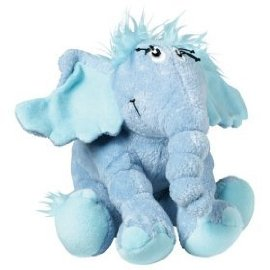 Manhattan Toy Dr. Seuss Horton- Medium