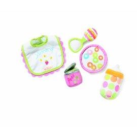 Manhattan Toy Feeding Set for Baby Stella