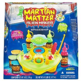 Martian Matter Alien Maker Playset  -  Spaceship