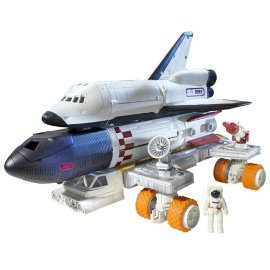 Matchbox Mega Rig Space Shuttle