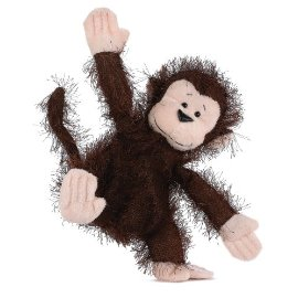 Monkey Webkinz by Ganz