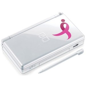 Nintendo DS Lite (Pink Ribbon Limited Edition )