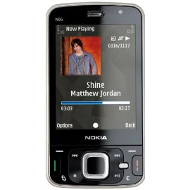 Nokia N96 Unlocked (16gig Hard Drive, 5.0MP Camera, 3G, GPS, Media Player MicroSD Slot, USA Version w/ Warranty)