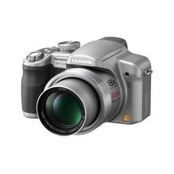 Panasonic DMC-FZ28S 10MP Digital Camera with 18x Wide Angle MEGA Optical Image Stabilized Zoom (Silver)
