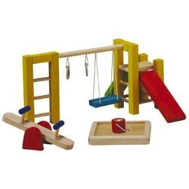 PLAN TOYS Dollhouse Furniture - Playground