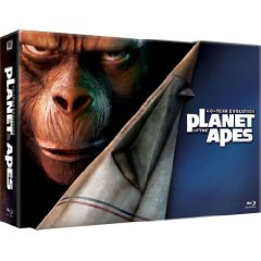 Planet of the Apes 40th Anniversary Collection [Blu-ray]