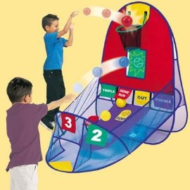 Playhut 3-in-1 Sports Arcade