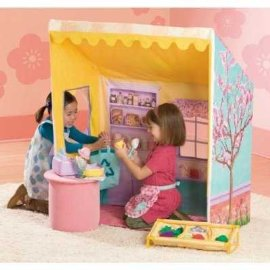 Playskool Cherry Blossom Market  (Dream Town Collection)