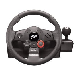 Logitech Driving Force GT Racing Wheel for PS3 (941-000020)